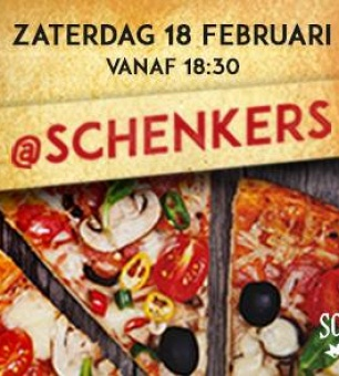 Pizza Party Salthaker 18 febr