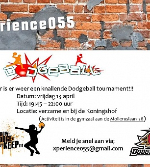 Xperience055 activiteit